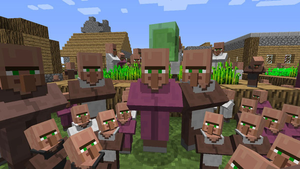The Complete Guide to the Villager from Minecraft