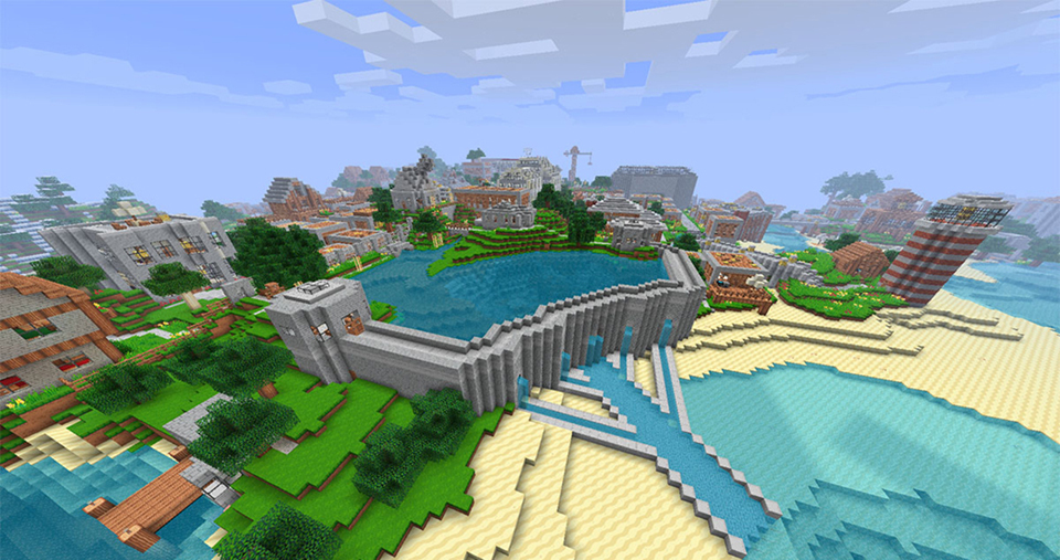 Getting More With Minecraft Maps